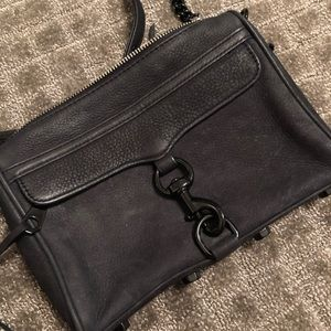 M.A.C. Rebecca Minkoff crossbody bag black